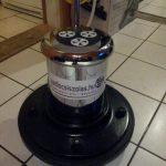 Padlócsiszoló gép