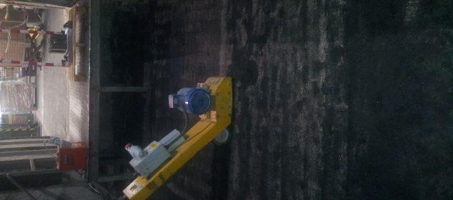 betonmaró gép bérbe